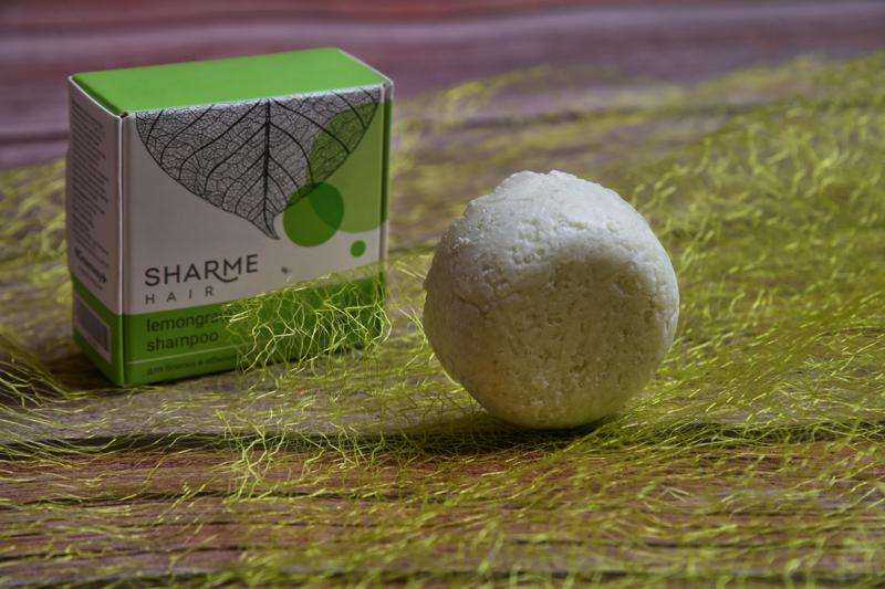 Предметная фотосъемка шампуня Lemongrass