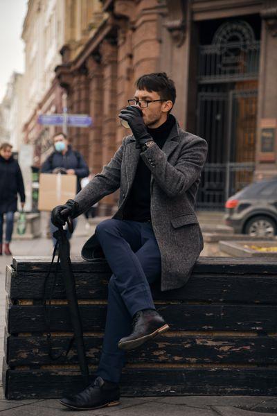 Мужская фотосессия Кузнецский мост